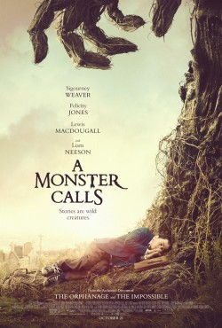 Teen Movie Night: A Monster Calls (PG-13)