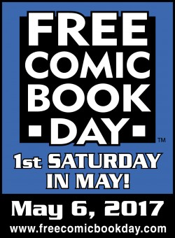 Free Comic Book Day at the Waterville Public Library