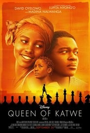 Teen movie Night: Queen of Katwe (PG)