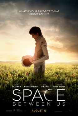 Teen Movie Night: The Space Between Us (PG-13)