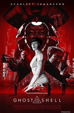 Teen Movie Night: Ghost in the Shell (PG-13)