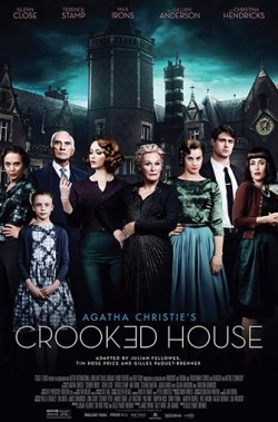 Teen Movie Night: Crooked House (PG-13)