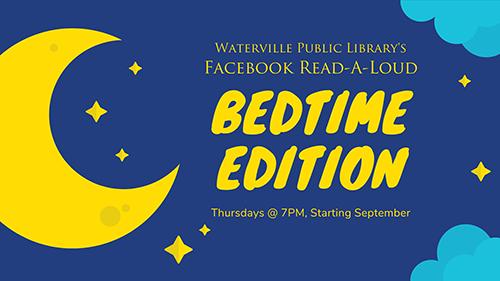 Facebook Read-A-Loud: *Bedtime Edition*